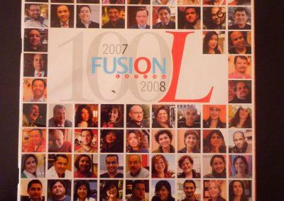 100 Latinos. Selección de latinos emprendedores de Madrid