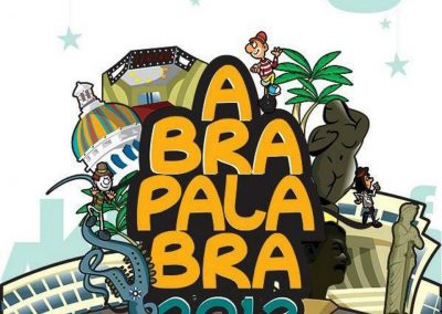XIX Festival Abrapalabra. Bucaramanga 2013