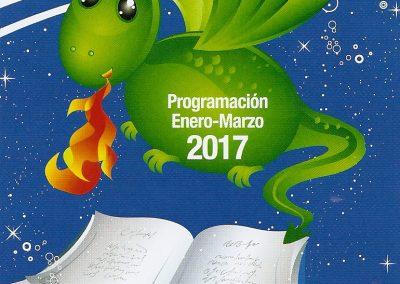 Bibliotecas de Pozuelo de Alarcón. 2017