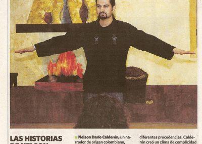 Diario de León. 2008