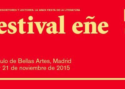 Festival Ñ. Círculo de Bellas Artes de Madrid. 2015