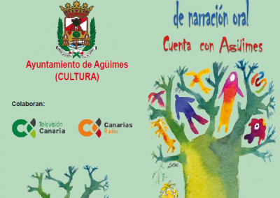 XVI Festival Internacional de Narración Oral. Cuenta con Agüimes. 2016