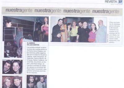 Diario de Alcala. 2007