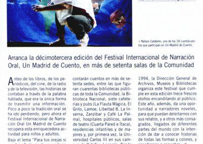Guía del Ocio. Madrid. 2006