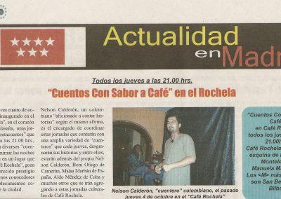 Mundo Latino. Madrid. 2007