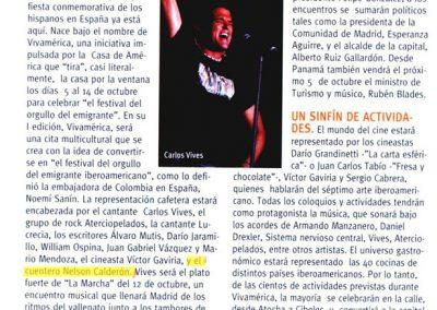 Revista Raíz. 2007