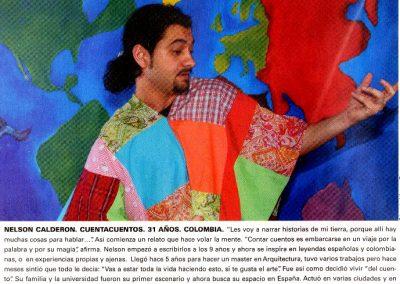 Revista Tuomai. 2006