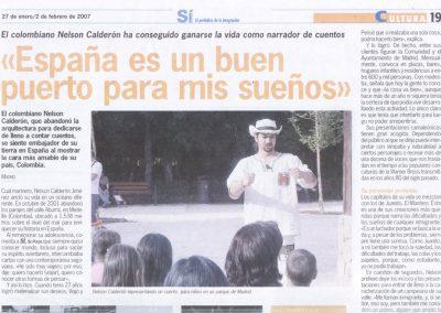 Sí se puede. 2007