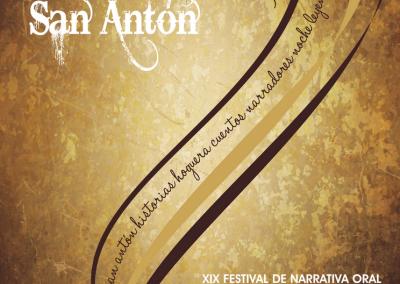 Festival Cuentantón. Chelva 2016